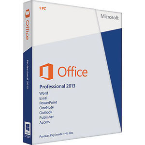 Aktivasi DVD Microsoft Office 2013 Professional Plus Genuine 64 Bit