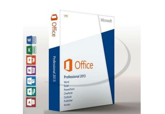 Asli Irlandia Microsoft Office 2013 Professional Retail Full Version